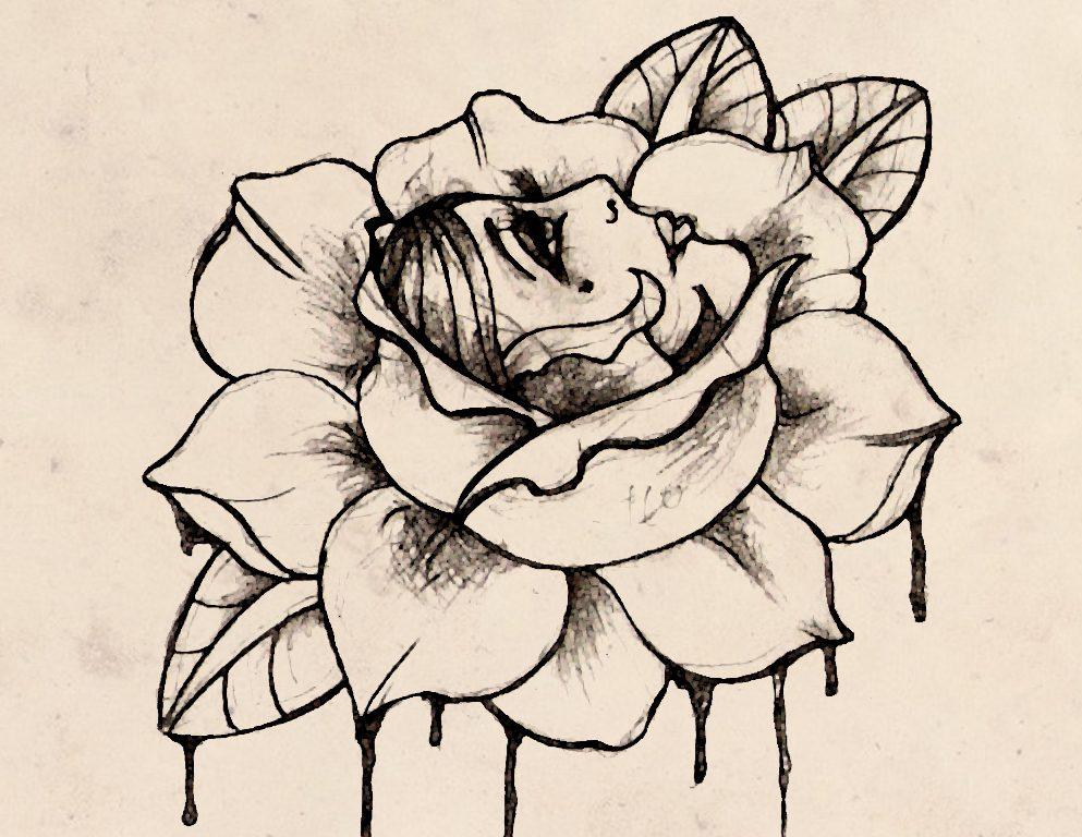 5c411bc4b gypsy rose tattoo design | KateHelenMuir